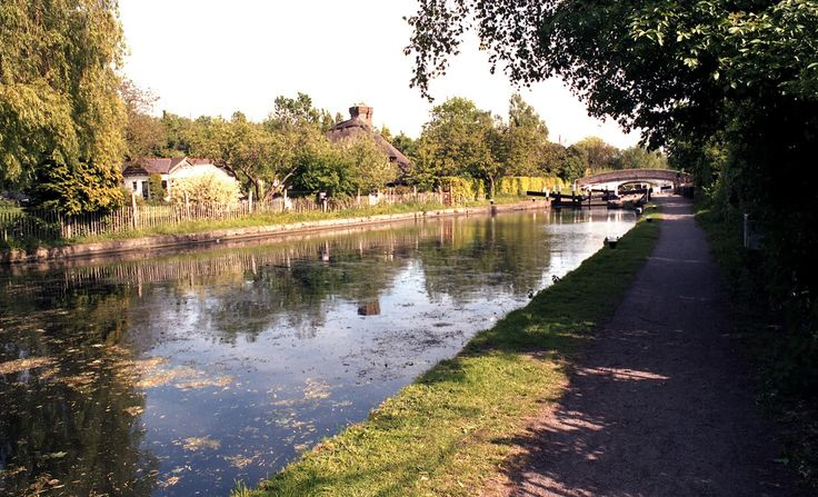 Grand Union canal Uxbridge