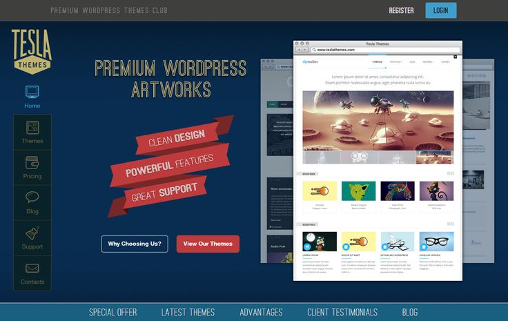 TeslaThemes is featured on WPMayor, a leading source of WP news, tips, reviews and much more..