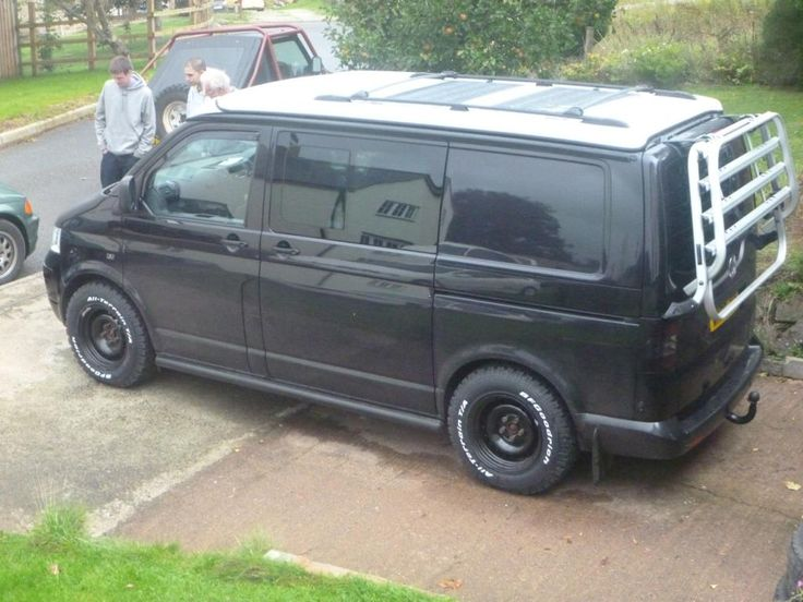 My Long Overdue Build Thread - Black 4motion Camper - Page 3 - VW T4 Forum - VW T5 Forum