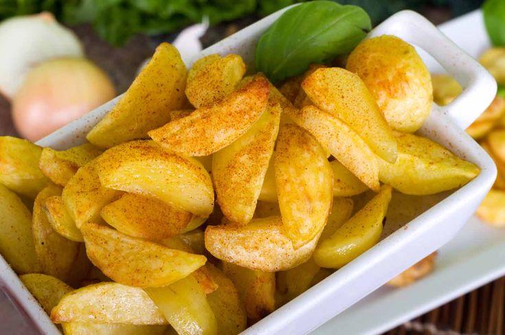 Kartoffelspalten Was Dazu