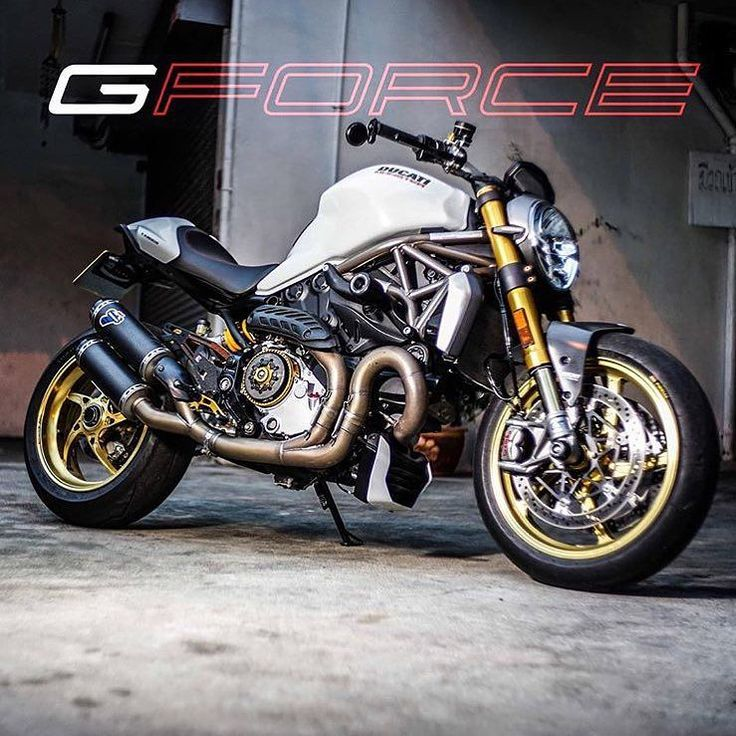 custome #Ducati#Monster 1200S #iducati - @gforcethailand have some really cool projects! by iducati