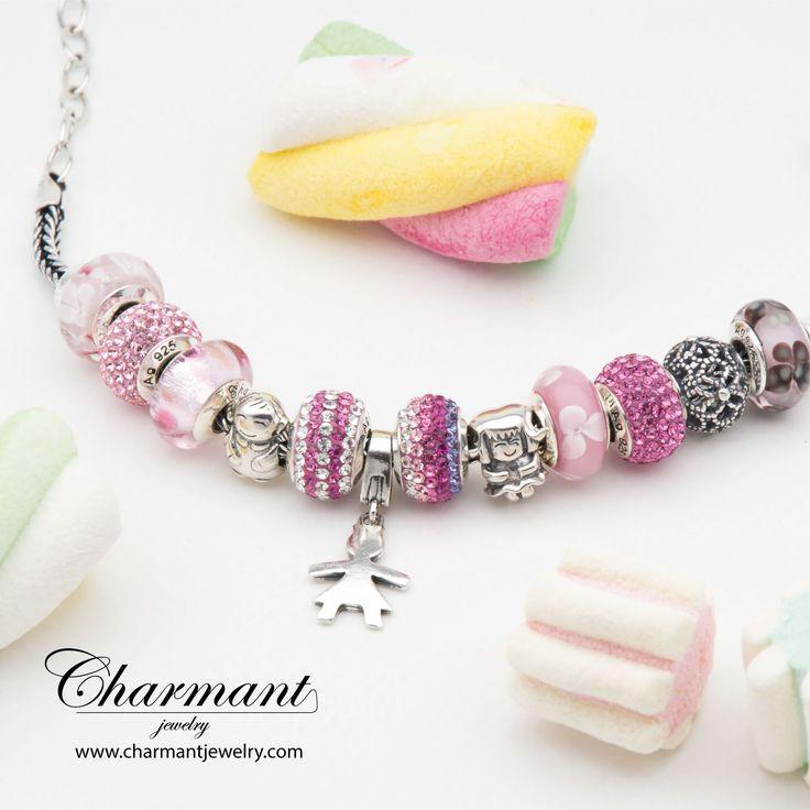 I bambini sono degli enigmi luminosi.  www.charmantjewelry.com  #bambini #nascita # bambino #bambina #charmant #beads #nuovacollezione #bead #braccialicomponibili #charmantjewelry #novità #beads #bead #braccialecomponibile #autunno #rane #natura #bellezza #gioielli #donna #inverno #tempo #amore #bead  #novità2017