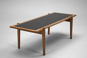 Hans J. Wegner Reversible Coffee Table