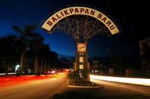 Street on Balikpapan