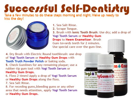 my favorite dental hygiene routine - I use the healthy gum drops, neem enamelizer tooth paste, smart floss, tongue cleaner,  and my teeth have never looked and felt healthier, whiter, cleaner