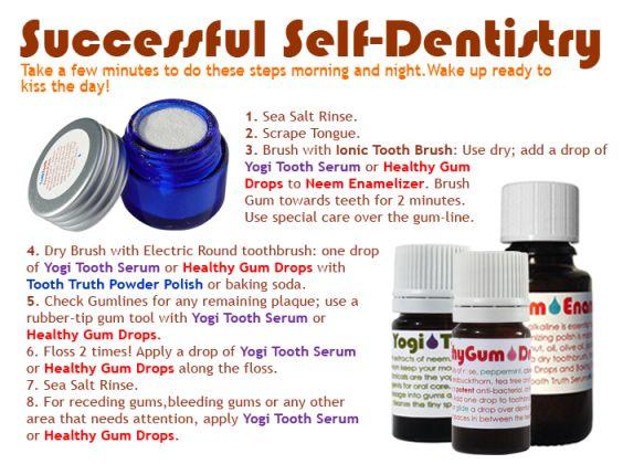 Successful-Self-Dentistry-Steps-2010