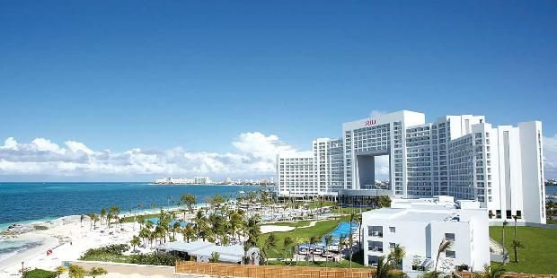 Check out this great travel deal from @CheapCaribbean.com. Riu Palace Peninsula - Cancun