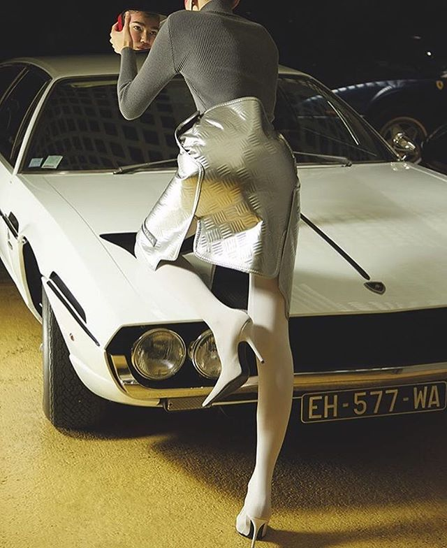 On the road again Модель @svetlana.black у зйомці вересневого номеру #VogueUA #septemberissue Photo: @alicerosatistudio Style: @juliepelipas Text: @anastasiia_fedorova Model: Sveta Black Location: @elevencars #style #fashion #brand #trend #demnagvasalia @demnagvasalia  via VOGUE UKRAINE MAGAZINE OFFICIAL INSTAGRAM - Fashion Campaigns  Haute Couture  Advertising  Editorial Photography  Magazine Cover Designs  Supermodels  Runway Models