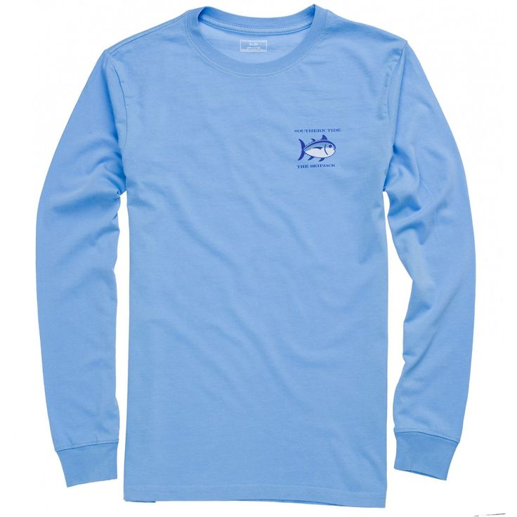 Original Skipjack Long Sleeve T-shirt | Southern Tide | Ocean Channel