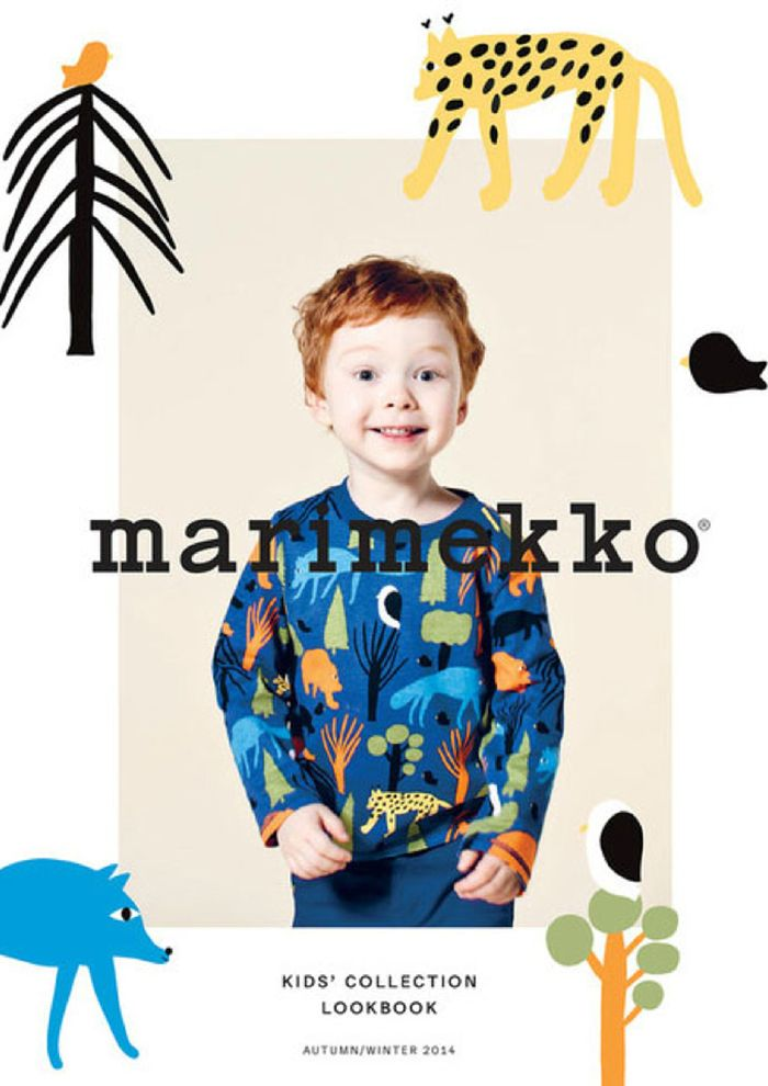 Rafa-kids : Aino-Maija Metsola for Marimekko