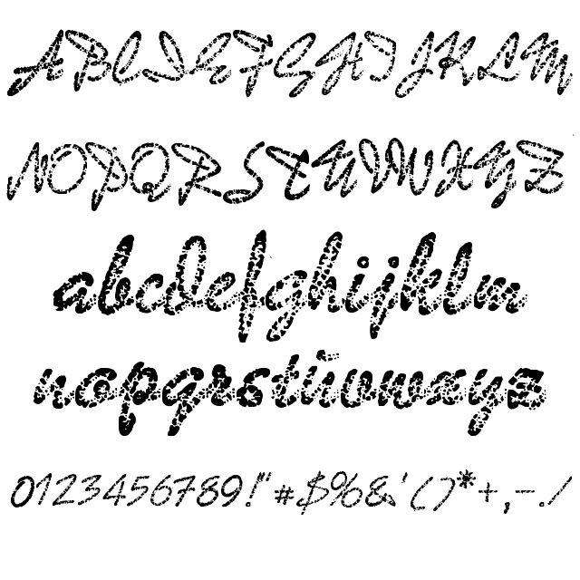 BadGong Font