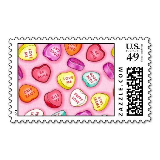 294 best Valentine Postage Stamps images on Pinterest | A letter ...