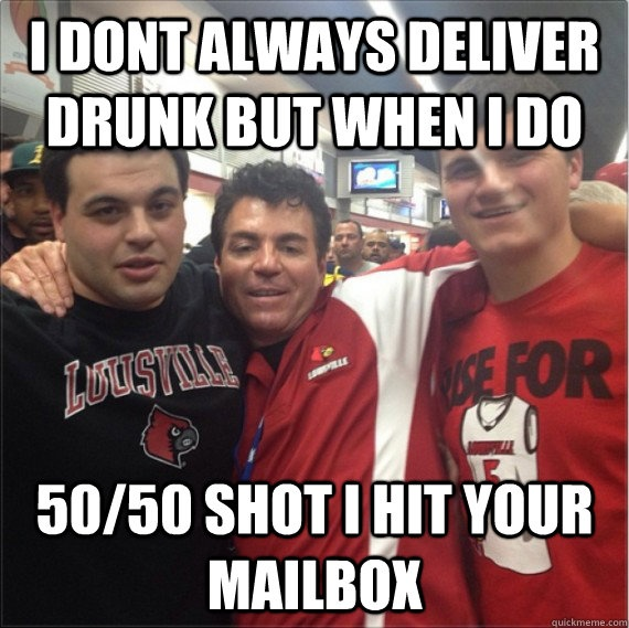 One Last Drink Meme