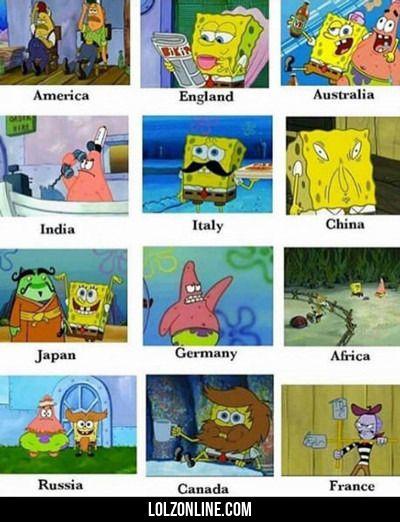 Australia Hookup 2018 Memes Spongebob Mocking