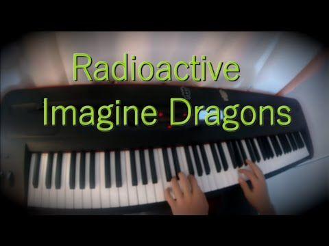 Radioactive Imagine Dragons - Piano Cover