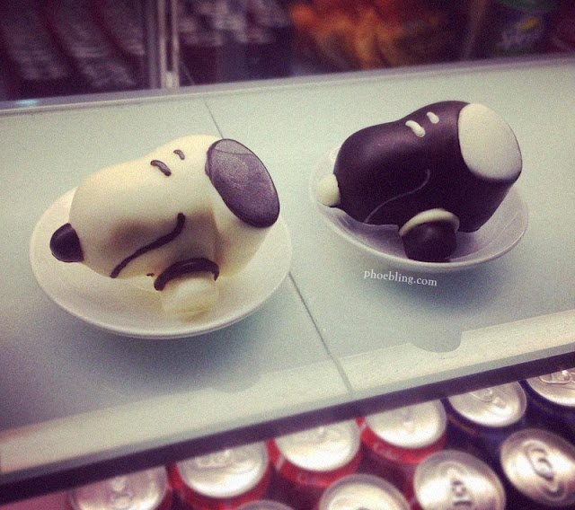 Snoopy Treats #Peanuts #yum