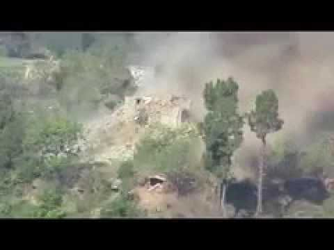 A Sikh Regiment unit completely annihilates a Pak bunker on LoC