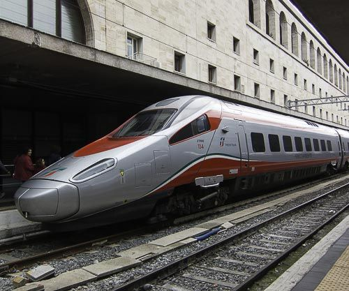 Our Italy rail map shows you where Italian trains go and we'll show you how to buy tickets to ride.