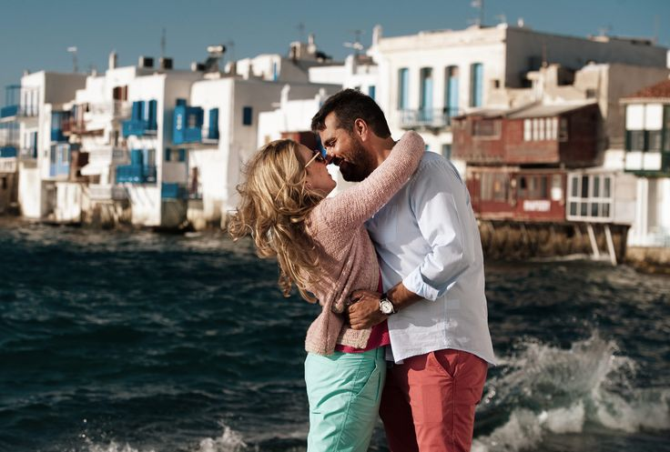 mykonos pre wedding shoot