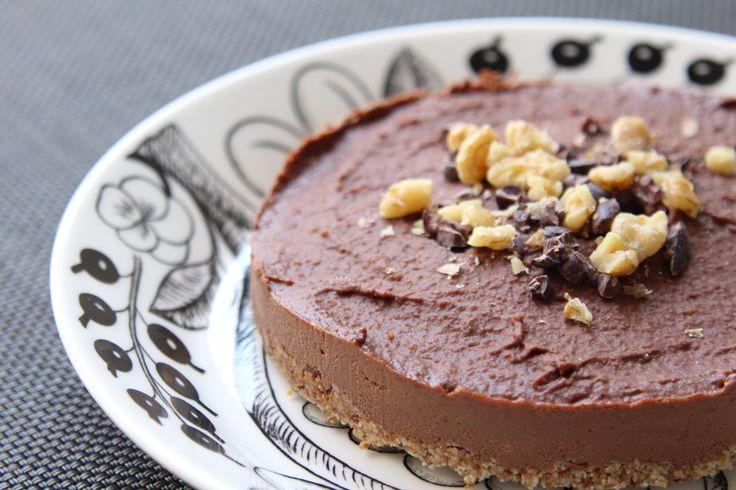 ダイエット中でも食べれるローカカオを使ったチョコレートケーキレシピ。 Chocolate cake recipe that uses raw cacao to eat even during the diet.