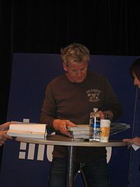 Gordon Ramsay - Wikipedia, the free encyclopedia