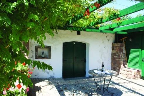 Született kertész - Az öreg présház