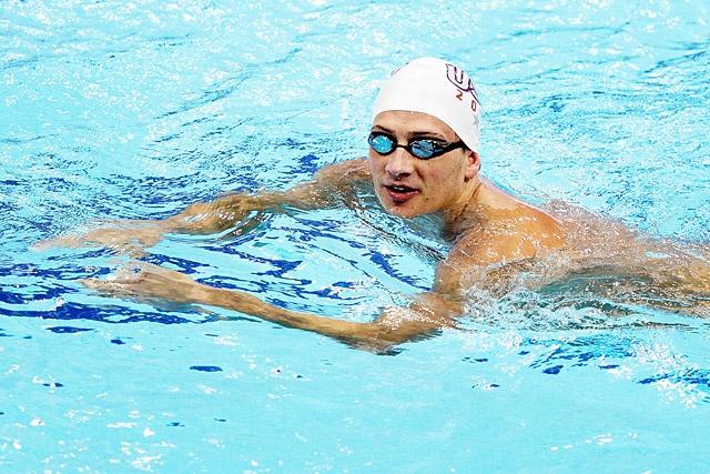 Ryan Lochte:  Olympic swimmer