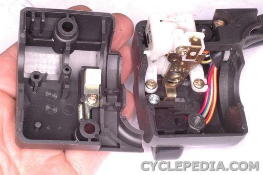 1986-2007 Kawasaki Ninja EX250 electrical system