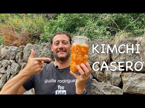 COMO HACER KIMCHI - GUILLE RODRIGUEZ - YouTube Col China, The Creator, Fruit, Recipes, Vegetable Recipes, Homemade, How To Make