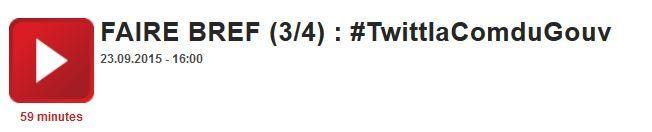 """#ComPol #ComPublique #FranceCulture // Itw de Romain Pigenel, directeur adjoint en charge du numérique du Service d'information du gouvernement //  """"Nous évoquons le mélange des cultures à l'œuvre dans sa pratique, qui vise à rendre les contenus gouvernementaux aussi  viraux qu'une punchline de rap."""" Ou comment gérer le clash entre deux cultures : celle, très verticale de l'organisation étatique et celle, plus horizontale, de l'Internet en général [Sept 2015]"""