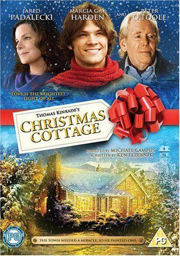 Thomas Kinkade's Christmas Cottage [DVD] Lions Gate Home Entertainment