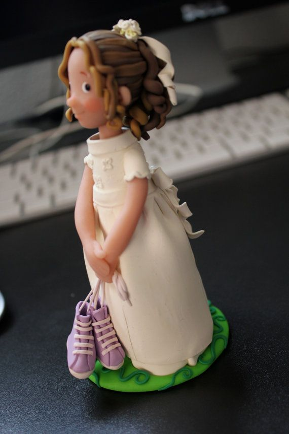 First communion Cake topper made to order in by nathalieortega