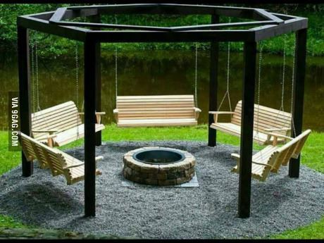 What an awesome idea. This would take up most of my backyard.  Cool.
