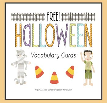 """Halloween vocabulary FreebieDo you need Halloween Vocabulary cards?I created this quick and easy freebie, I hope it saves you some time!~~~~~~~~~~~~~~~~~~~~~~~~~~~~~~~~~~~~~~~~~~~~~~~~~~~~~~~~~~~~~The Halloween Vocabulary download contains 9 vocabulary cards, each with a different spooky themed image!Use these cards to play snap, matching pairs or in a """"Write the Room"""" Activity.~~~~~~~~~~~~~~~~~~~~~~~~~~~~~~~~~~~~~~~~~~~~~~~~~~~~~~~~~~~~~~~~~~~For more Halloween themed activities try…"""