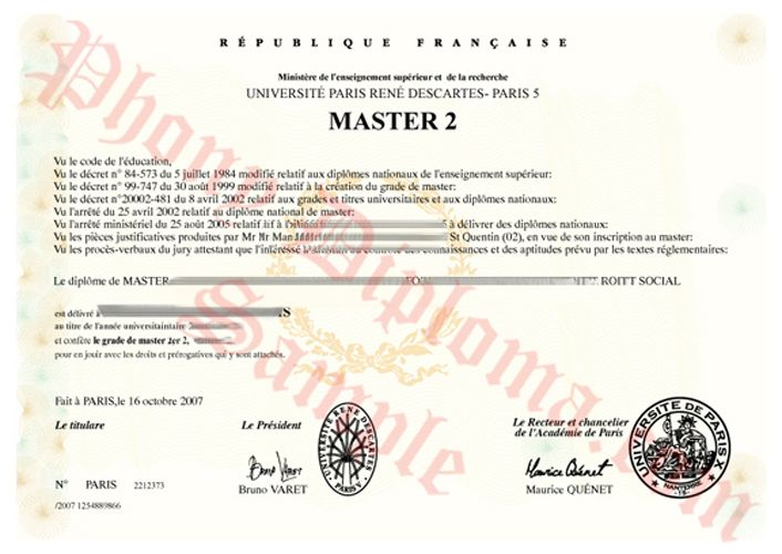 best french diplomas images french and  fake diploma samples from