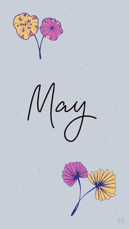 Fondos animados los meses del año #fondos #mayo #may Mayo, Bullet Journal, Wallpapers, Creative, Decor, School Planner, Frozen Wallpaper, Disney Stuff, Decoration