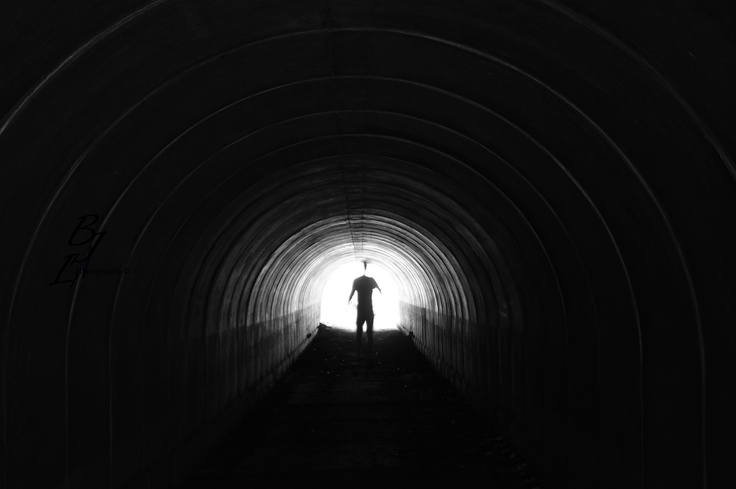 Shot in a Water Tunnel