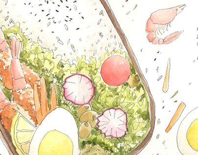 "Check out new work on my @Behance portfolio: ""Watercolor)"" http://be.net/gallery/49684273/Watercolor)"
