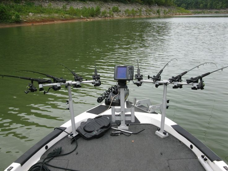 Best 25 rod holders for boats ideas on pinterest for Boat fishing rod holders