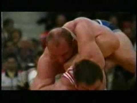 Alexander Karelin 2000 Olympic Wrestling Intro