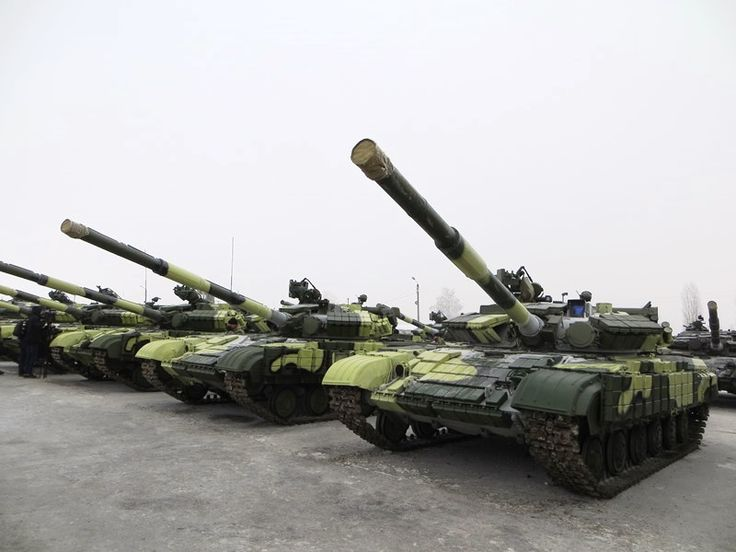 Transfer of the new military equipment to the Ukrainian Armed Forces, T-64BM «Bulat», Chuhuiv military airfield, 6 December 2014 #ukraine #military #army