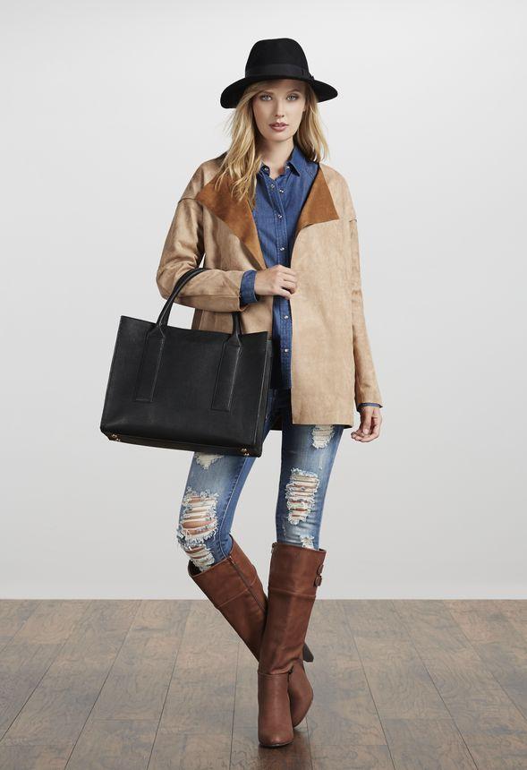 Country Girl Look in - günstig kaufen bei JustFab
