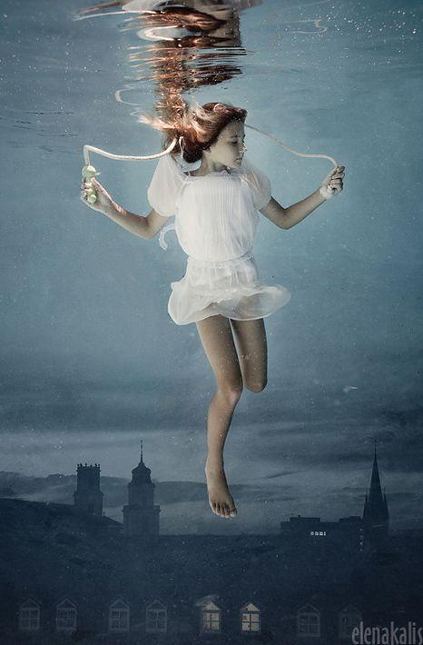 Underwater von Elena Kalis
