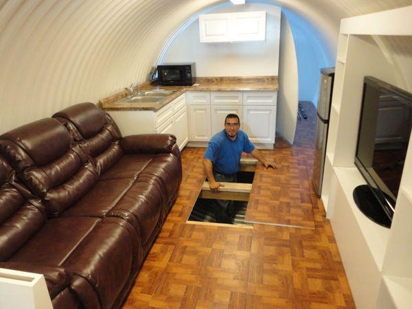 Underground Homes: Atlas Survival Shelters Photo