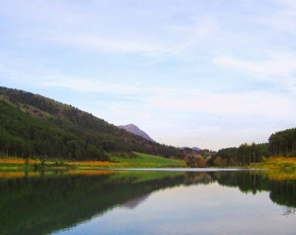 Greece by a Greek: Doxa Lake, a quick escape from the busy Athens centre