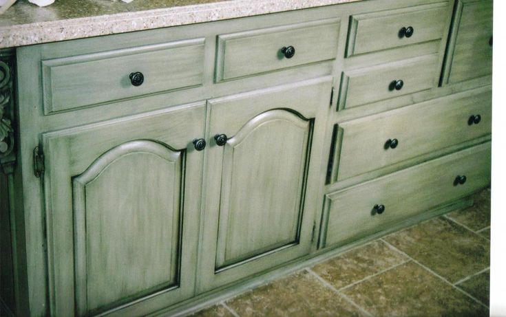 Faux finishes for built in cabinets glazed cabinets by fe fi faux