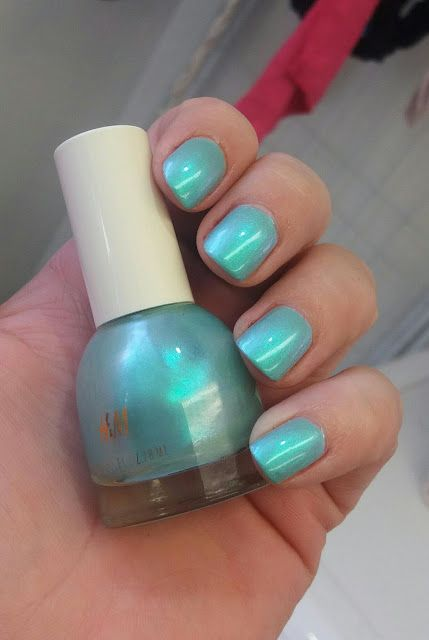 MY MIXED NAILPOLISH: HM - Toprock