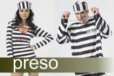 Disfraces de preso