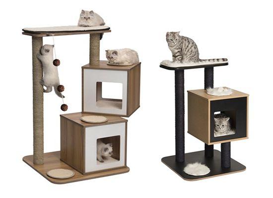 Sneak K New Vesper Modern Cat Furniture From Hagen Coming Soon