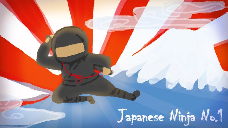 【UTAU Cover】 Japanese Ninja No.1 【ISIS chan】